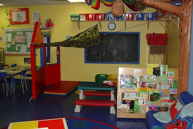 prostor školky