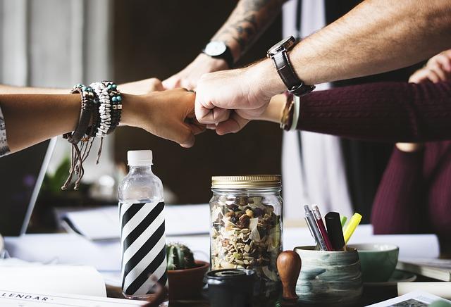 spolupráce a kolegové