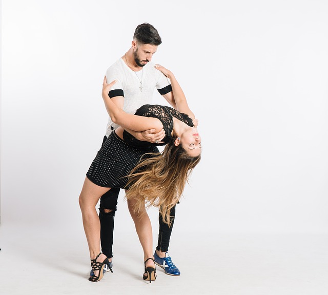 taneční partneři