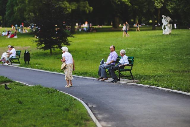 park pro seniory